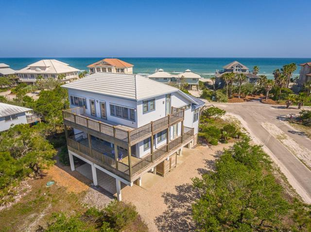 1800 Sea Oat Dr, ST. GEORGE ISLAND, FL 32328 (MLS #301646) :: Coastal Realty Group
