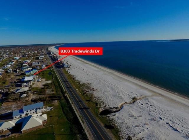 8303 Tradewinds Dr, PORT ST. JOE, FL 32456 (MLS #301730) :: Berkshire Hathaway HomeServices Beach Properties of Florida