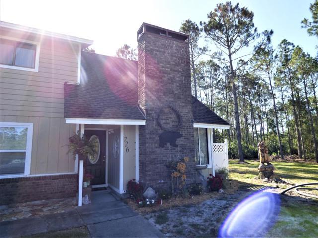 726 Country Club Rd, PORT ST. JOE, FL 32456 (MLS #301766) :: Berkshire Hathaway HomeServices Beach Properties of Florida