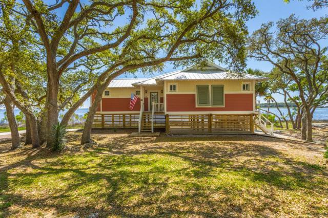 97 Gulf Ave, CARRABELLE, FL 32322 (MLS #301816) :: Coastal Realty Group