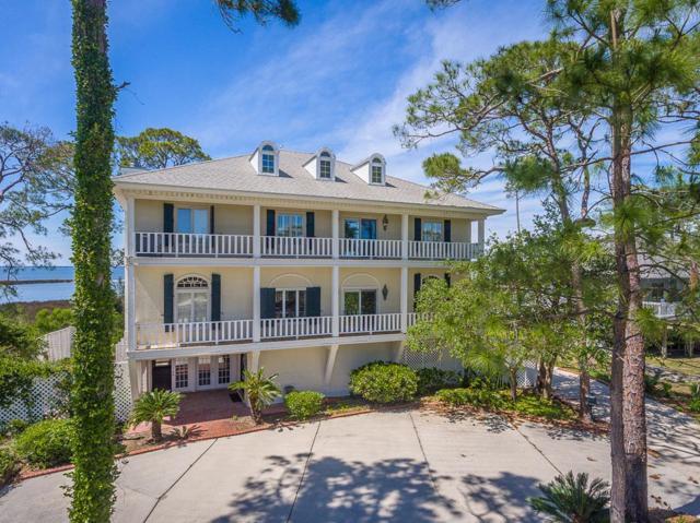 1709 E Gulf Beach Dr, ST. GEORGE ISLAND, FL 32328 (MLS #301882) :: Coastal Realty Group