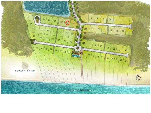 127 W Sugar Sand, MEXICO BEACH, FL 32456 (MLS #301986) :: Berkshire Hathaway HomeServices Beach Properties of Florida