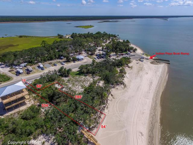 Lot A Indian Pass Rd, PORT ST. JOE, FL 32456 (MLS #302118) :: Berkshire Hathaway HomeServices Beach Properties of Florida