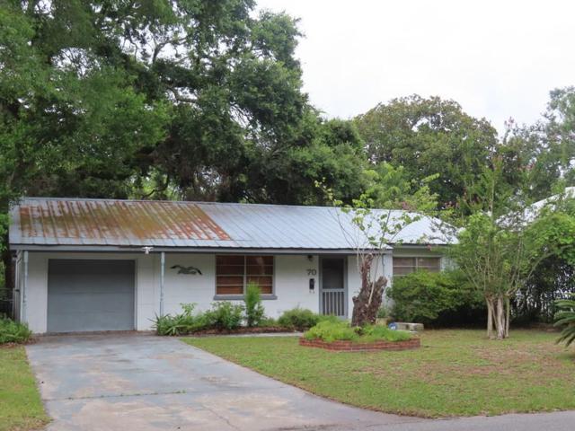 70 12TH ST, APALACHICOLA, FL 32320 (MLS #302158) :: Berkshire Hathaway HomeServices Beach Properties of Florida