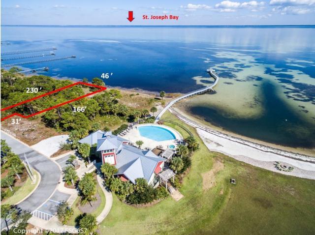 Lot 7 Pinnacle Dr, CAPE SAN BLAS, FL 32456 (MLS #302161) :: CENTURY 21 Coast Properties