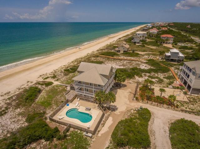 1648 E Gulf Beach Dr, ST. GEORGE ISLAND, FL 32328 (MLS #302182) :: Berkshire Hathaway HomeServices Beach Properties of Florida