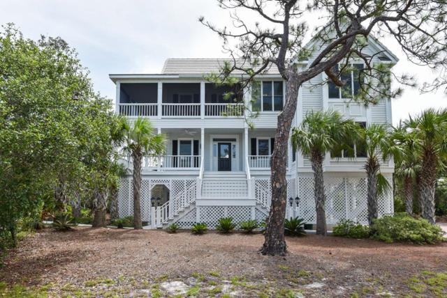 1580 Seaside Dr, ST. GEORGE ISLAND, FL 32328 (MLS #302192) :: Berkshire Hathaway HomeServices Beach Properties of Florida