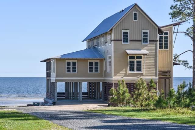 310 Seafoam Cir, St. Teresa, FL 32323 (MLS #302450) :: Coastal Realty Group