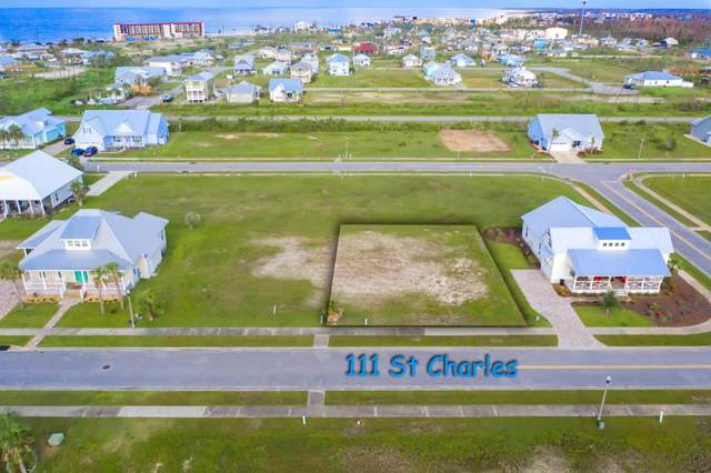 111 St Charles St, MEXICO BEACH, FL 32456 (MLS #302495) :: Anchor Realty Florida