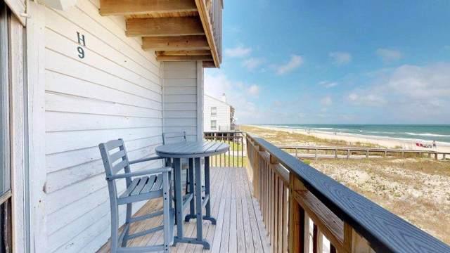 1804 E Gulf Beach Dr H 9, ST. GEORGE ISLAND, FL 32328 (MLS #302569) :: Coastal Realty Group