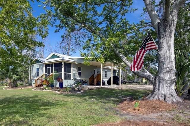 409 16TH ST, PORT ST. JOE, FL 32456 (MLS #302573) :: Coastal Realty Group