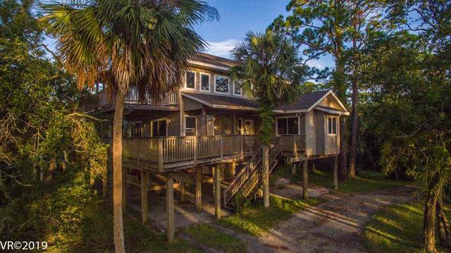 1483 Indian  Pass Rd, PORT ST. JOE, FL 32456 (MLS #302587) :: Coastal Realty Group