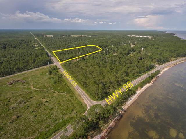 00 Hwy 65, EASTPOINT, FL 32328 (MLS #302610) :: Berkshire Hathaway HomeServices Beach Properties of Florida