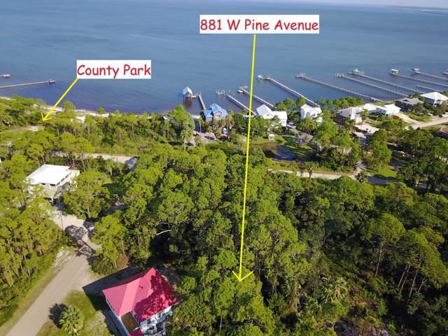881 W Pine Ave, ST. GEORGE ISLAND, FL 32328 (MLS #302635) :: Coastal Realty Group