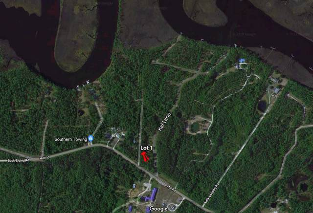 1 Kal Ln, CARRABELLE, FL 32322 (MLS #302652) :: Berkshire Hathaway HomeServices Beach Properties of Florida