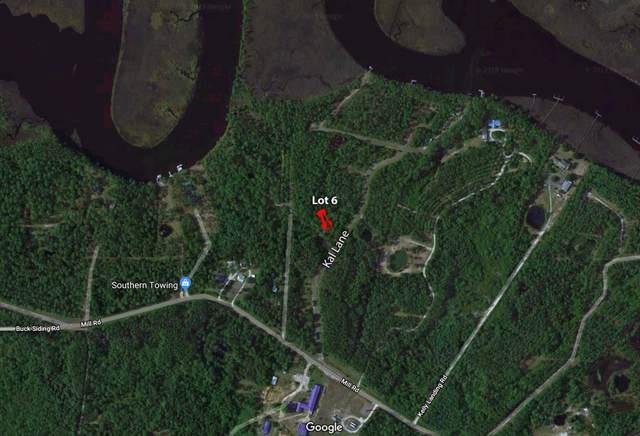 6 Kal Ln, CARRABELLE, FL 32322 (MLS #302665) :: Coastal Realty Group