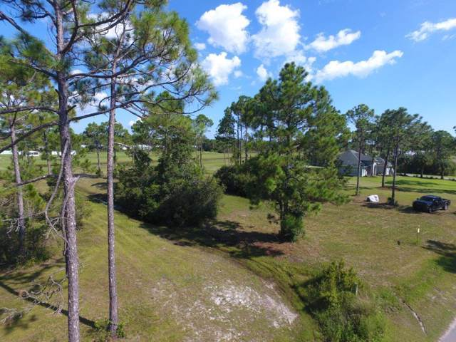 3 Plantation Dr Lot 3, PORT ST. JOE, FL 32456 (MLS #302671) :: Berkshire Hathaway HomeServices Beach Properties of Florida
