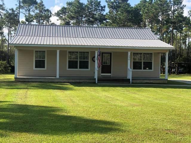 236 Hathcock Rd, APALACHICOLA, FL 32320 (MLS #302725) :: Berkshire Hathaway HomeServices Beach Properties of Florida