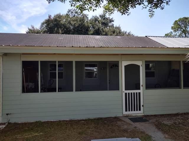 31-7 Heffernan Dr, Lanark Village, FL 32322 (MLS #302739) :: Berkshire Hathaway HomeServices Beach Properties of Florida