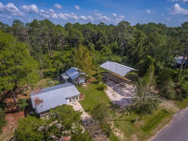 723 Wellborn Ave, CARRABELLE, FL 32322 (MLS #302752) :: Coastal Realty Group