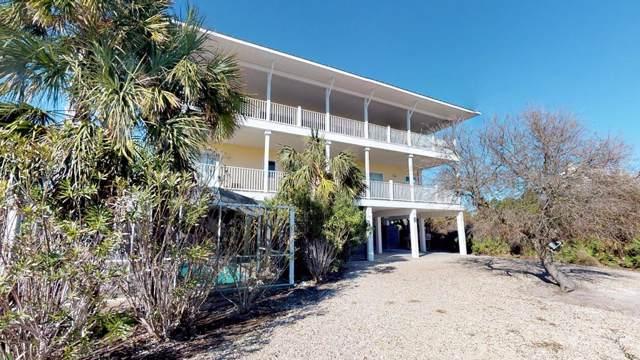 2008 Tarpon Ln, ST. GEORGE ISLAND, FL 32328 (MLS #302761) :: Coastal Realty Group