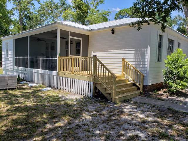 50 17TH ST, APALACHICOLA, FL 32320 (MLS #302775) :: Coastal Realty Group