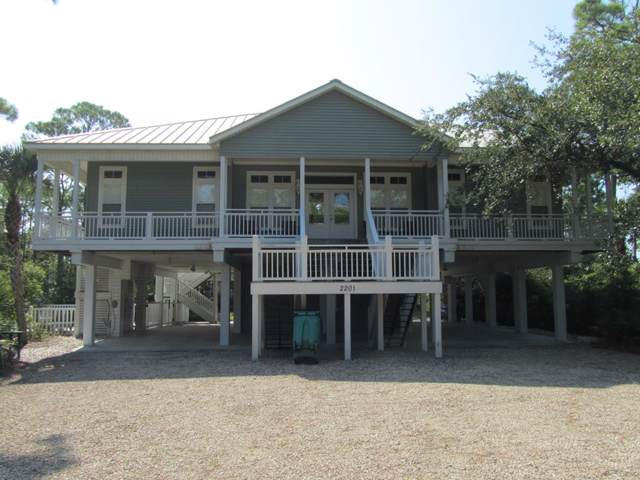 2201 Coquina Dr, ST. GEORGE ISLAND, FL 32328 (MLS #302777) :: Coastal Realty Group