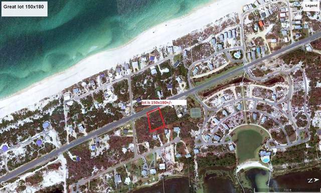 24 Cape San Blas Rd Lot 24, CAPE SAN BLAS, FL 32456 (MLS #302805) :: Berkshire Hathaway HomeServices Beach Properties of Florida