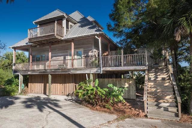 154 Bay Ave, APALACHICOLA, FL 32320 (MLS #302829) :: Berkshire Hathaway HomeServices Beach Properties of Florida