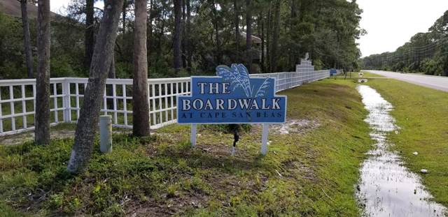 111 Florida Ave, CAPE SAN BLAS, FL 32456 (MLS #302854) :: Berkshire Hathaway HomeServices Beach Properties of Florida