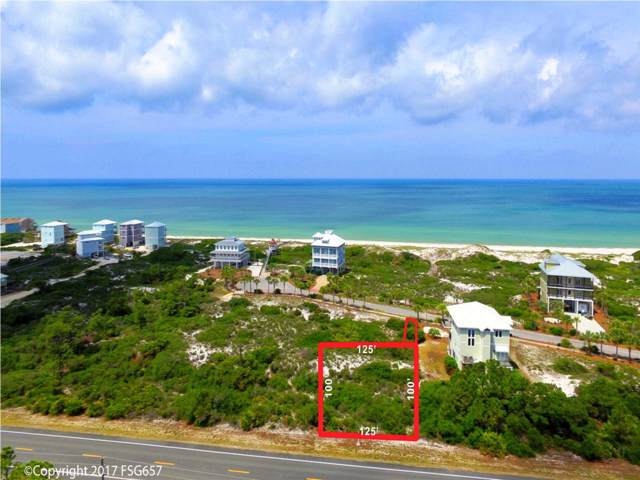 22 Gulf Hibiscus Dr Lot 22, CAPE SAN BLAS, FL 32456 (MLS #302893) :: Anchor Realty Florida