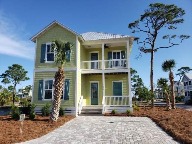 128 Loggerhead Ln, CAPE SAN BLAS, FL 32456 (MLS #302894) :: Coastal Realty Group