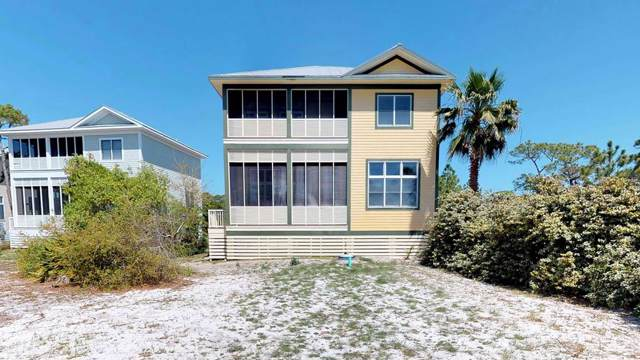 1470 Park Ave, ST. GEORGE ISLAND, FL 32328 (MLS #302910) :: Anchor Realty Florida
