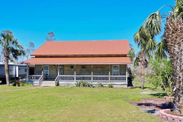 308 Bailey Ln, MEXICO BEACH, FL 32456 (MLS #302913) :: Berkshire Hathaway HomeServices Beach Properties of Florida