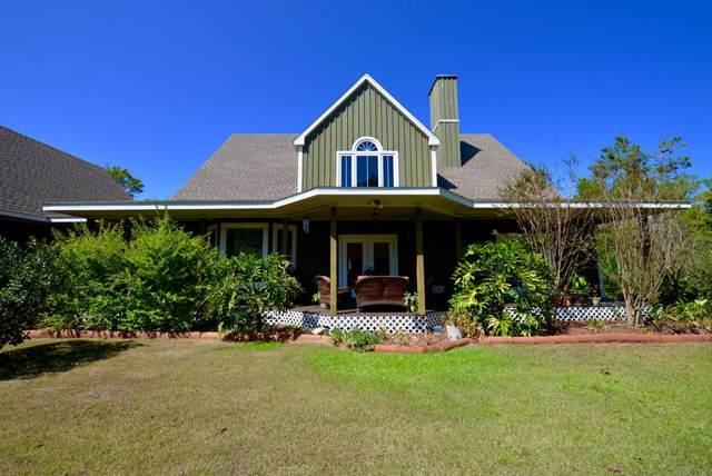 1838 Beacon St, CARRABELLE, FL 32322 (MLS #302919) :: Coastal Realty Group
