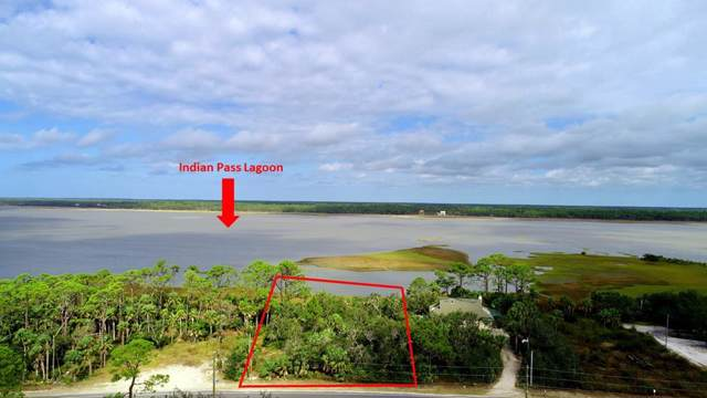 Lot 0 Indian  Pass Rd, PORT ST. JOE, FL 32456 (MLS #303006) :: Berkshire Hathaway HomeServices Beach Properties of Florida