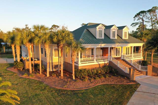 2501 Constitution Dr, PORT ST. JOE, FL 32456 (MLS #303014) :: Coastal Realty Group