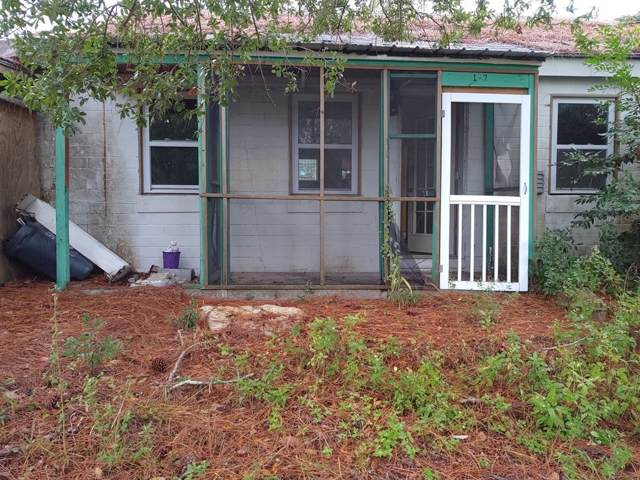 1 Newman Dr #7, Lanark Village, FL 32322 (MLS #303033) :: Coastal Realty Group