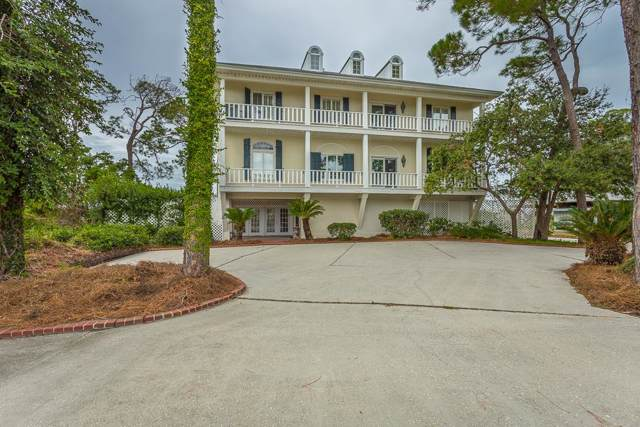 1709 E Gulf Beach Dr, ST. GEORGE ISLAND, FL 32328 (MLS #303039) :: Berkshire Hathaway HomeServices Beach Properties of Florida
