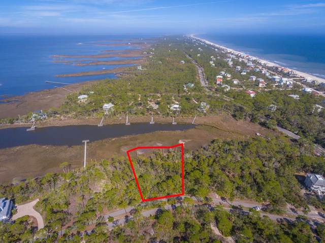 1915 Indian Harbor Rd, ST. GEORGE ISLAND, FL 32328 (MLS #303069) :: Berkshire Hathaway HomeServices Beach Properties of Florida