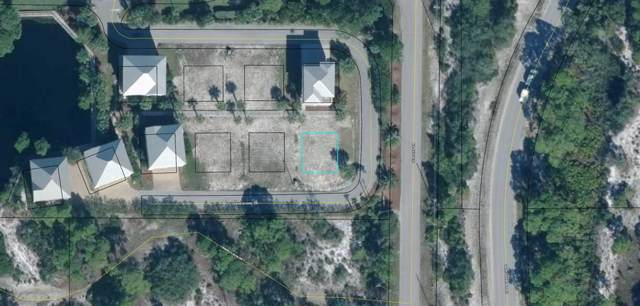 110 Lakeshore Dr Lot 6 Block K, CAPE SAN BLAS, FL 32456 (MLS #303089) :: Coastal Realty Group