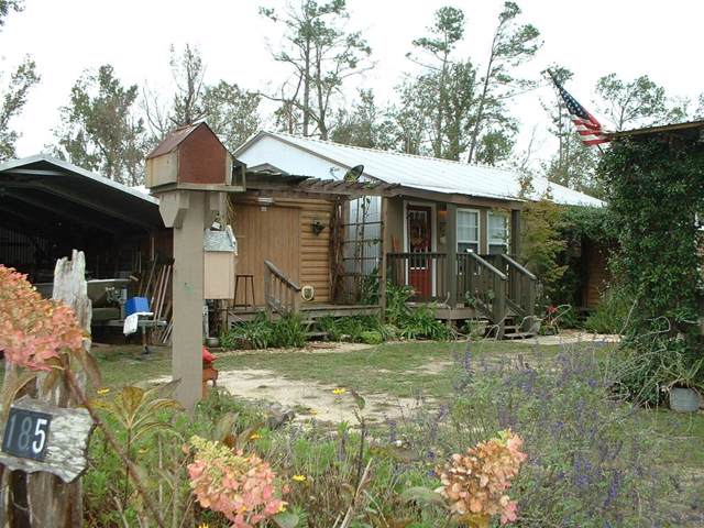 185 Patrick St, WEWAHITCHKA, FL 32465 (MLS #303111) :: Coastal Realty Group