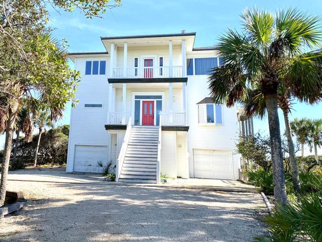 1620 Ivy Way, ST. GEORGE ISLAND, FL 32328 (MLS #303143) :: Coastal Realty Group