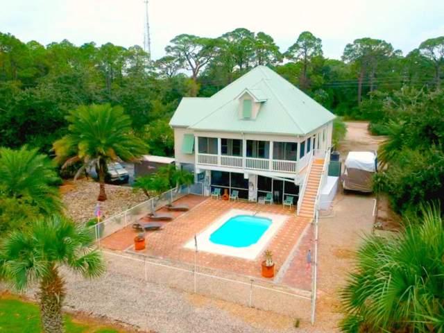 66 Millender St, EASTPOINT, FL 32328 (MLS #303155) :: Berkshire Hathaway HomeServices Beach Properties of Florida