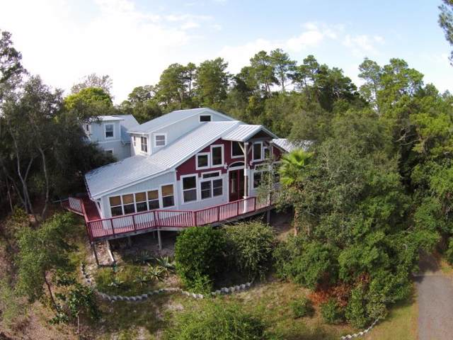 810 Gulf Ave, CARRABELLE, FL 32322 (MLS #303189) :: Berkshire Hathaway HomeServices Beach Properties of Florida