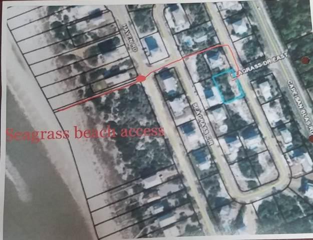 0 Seagrass Cir, PORT ST. JOE, FL 32456 (MLS #303195) :: Coastal Realty Group