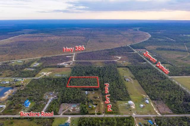 0 Pine Log Rd, WEWAHITCHKA, FL 32465 (MLS #303196) :: Coastal Realty Group