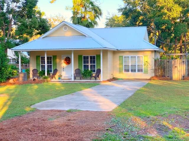337 21ST AVE, APALACHICOLA, FL 32320 (MLS #303202) :: Berkshire Hathaway HomeServices Beach Properties of Florida
