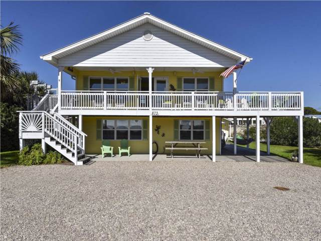 873 E Gorrie Dr, ST. GEORGE ISLAND, FL 32328 (MLS #303253) :: Berkshire Hathaway HomeServices Beach Properties of Florida