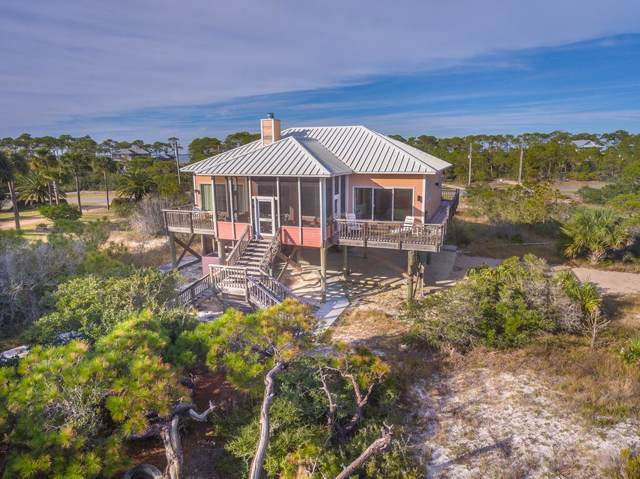 1740 E Gulf Beach Dr, ST. GEORGE ISLAND, FL 32328 (MLS #303256) :: Berkshire Hathaway HomeServices Beach Properties of Florida